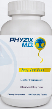 Phyzix MD™ Just For Kids Multi Vitamin Daily Supplement