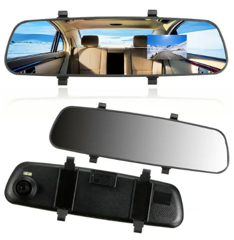 ThinkCam™ 1080P HD Car Camera Dash Cam Video Recorder