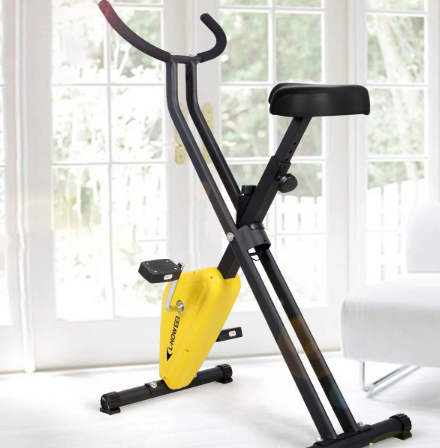 CycleSpace™ Foldable Fitness Exercise Bike