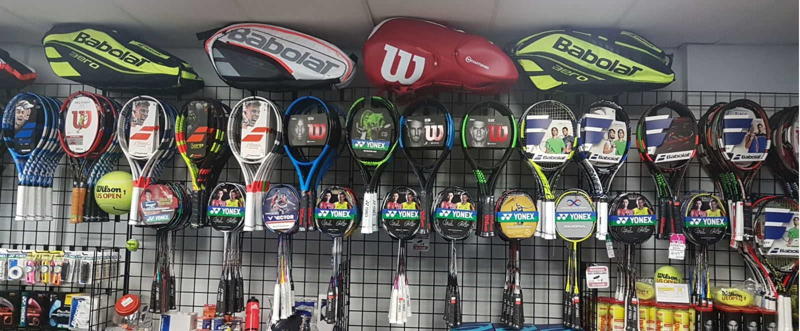 T1 SPORTS - Badminton & Tennis Store in Canada