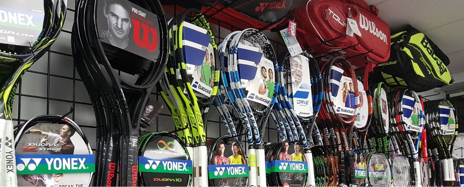 T1 SPORTS Tennis Racket Store Canada