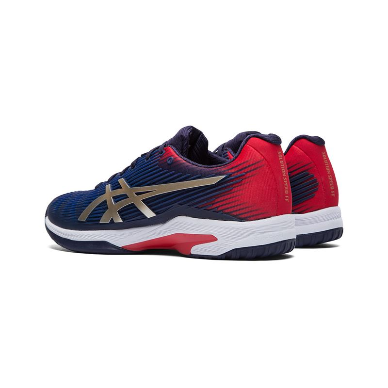 Asics Solution Speed FF (Peacoat/Champagne)