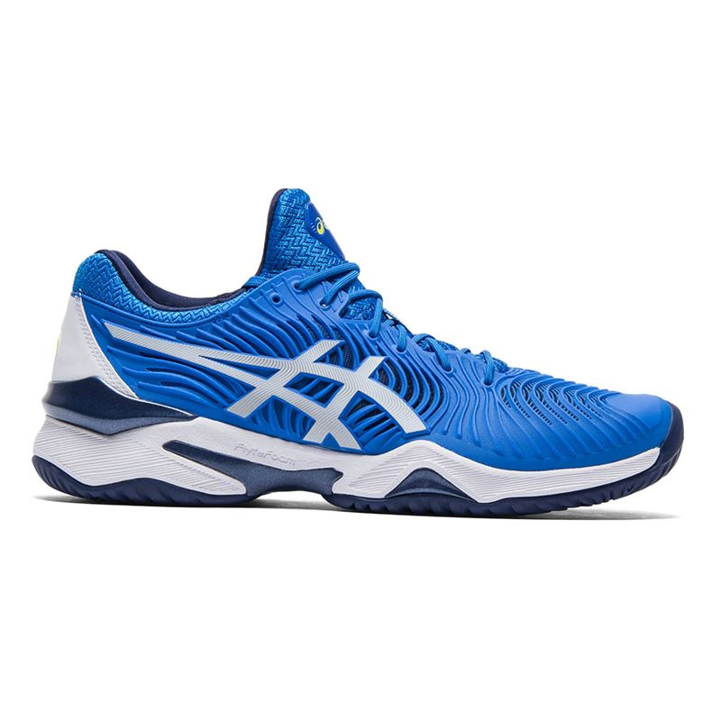 Asics Gel Court FF 2 Novak (Blue/White)