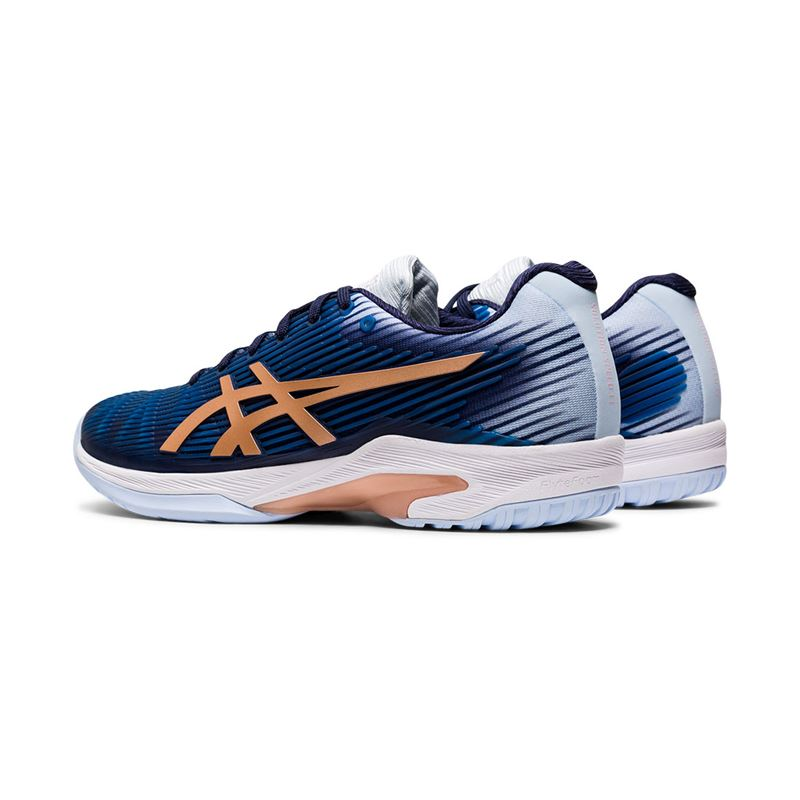 Asics Solution Speed FF (Peacoat/Rose Gold)