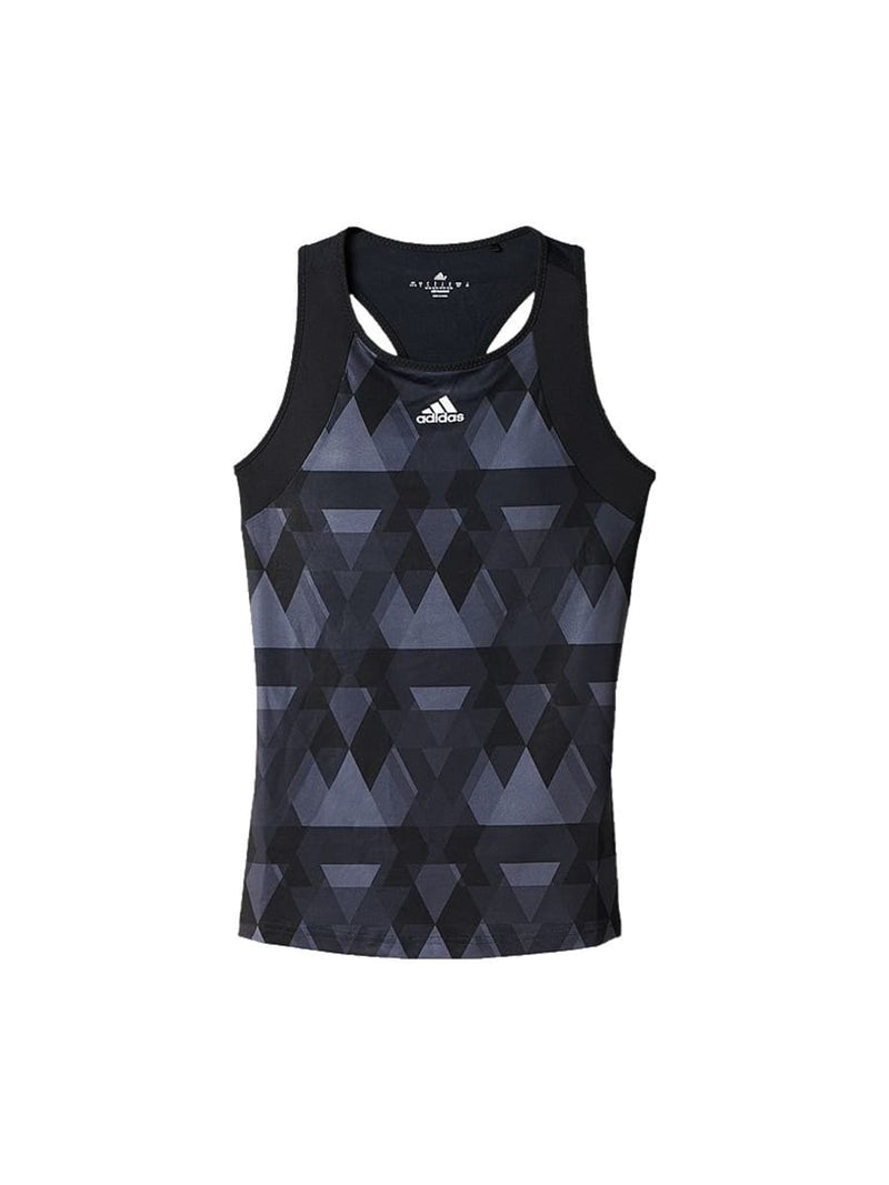 Adidas Ladies Club Black Tank Top