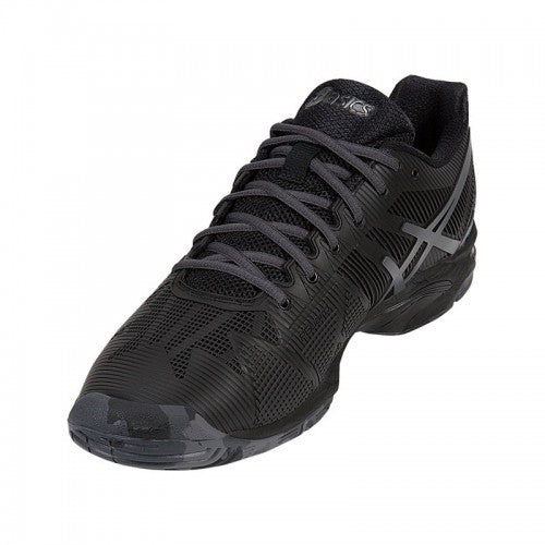 Asics Solution Speed 3 Limited Edition (Black/Grey)