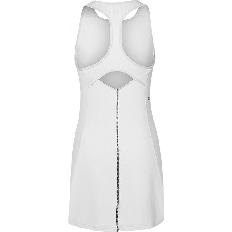 ASICS Ladies Team Elite White Dress