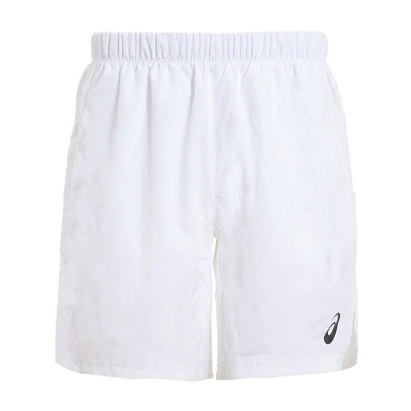 [Asics Club White Shorts]