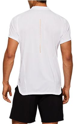 [ASICS Polo White Shirt]