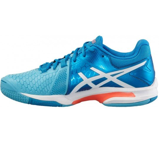 Asics [Gel Blast 7 Blue] Court Shoes