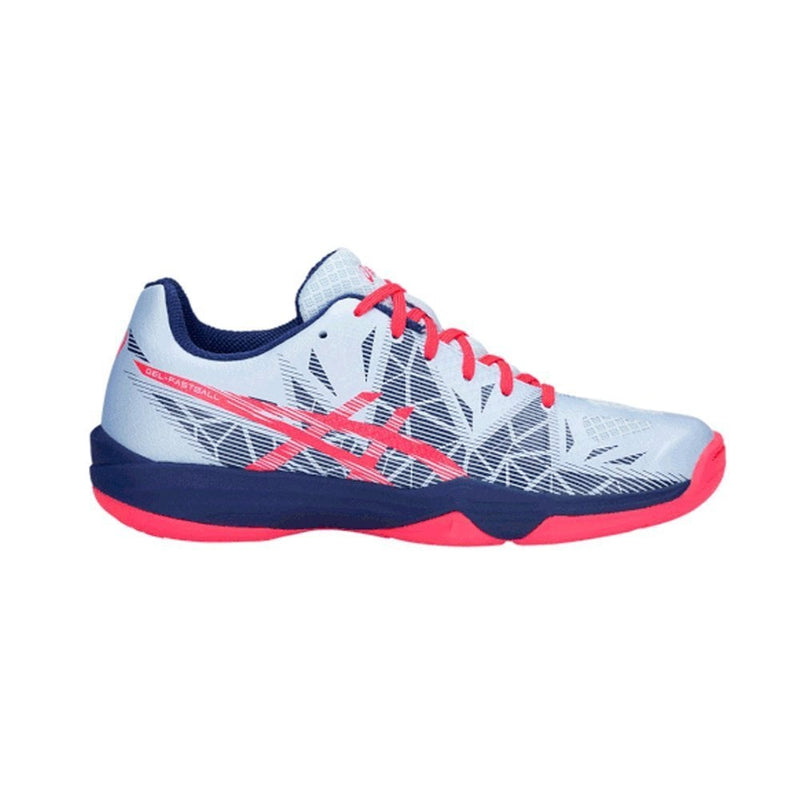 Asics [Gel Fastball 3 Blue/Pink] Court Shoes
