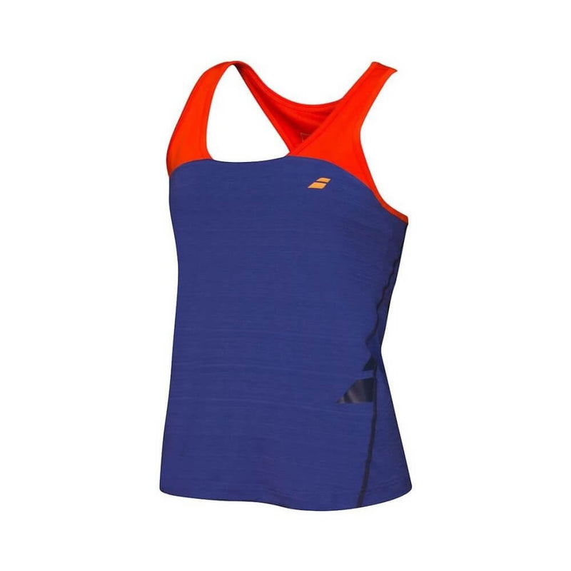 Babolat Ladies Racerback Performance Clematis Tank Top