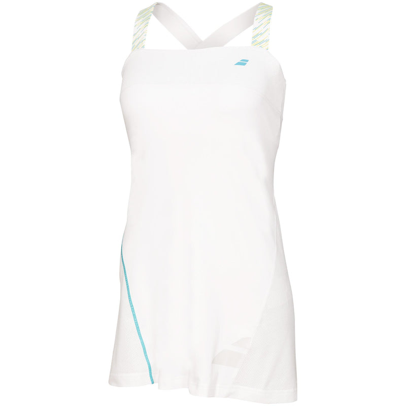 Babolat Ladies Performance Strap White Dress