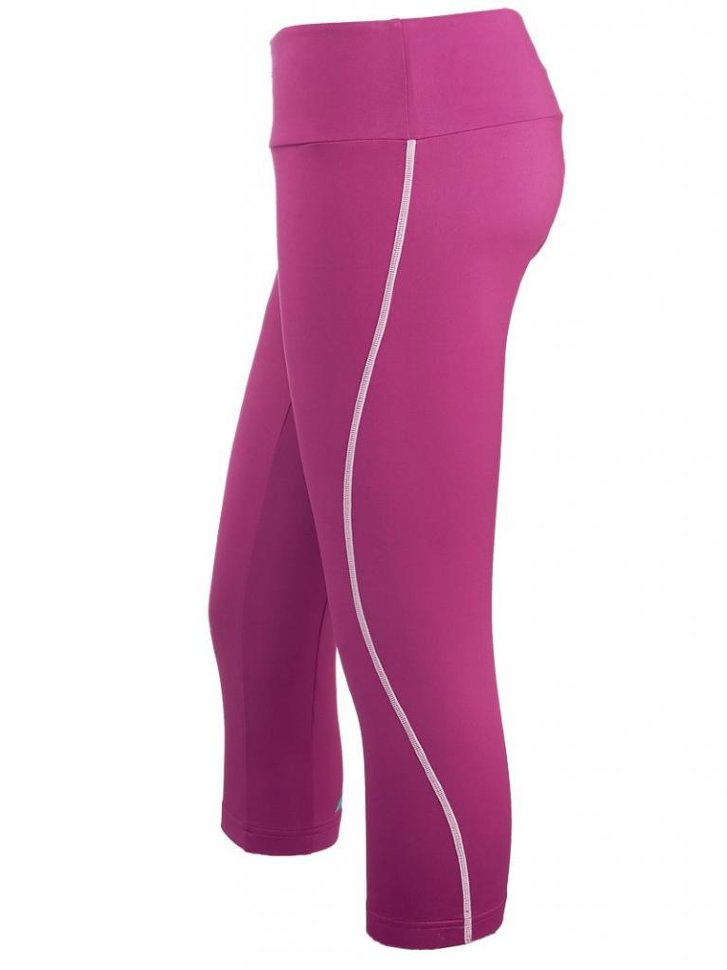 [Babolat Ladies Orchid Core Capris]