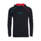Babolat Performance Match Long Sleeve Black Hoodie