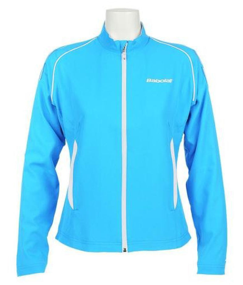 Babolat Ladies Match Core Turquoise Jacket