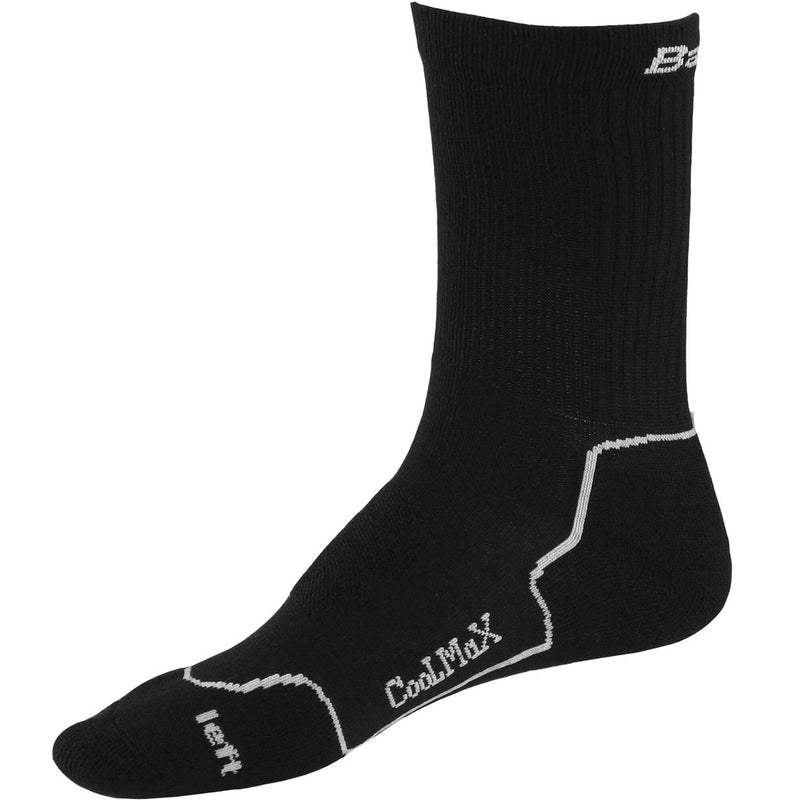 Babolat 4551392 Team Single Socks - Black