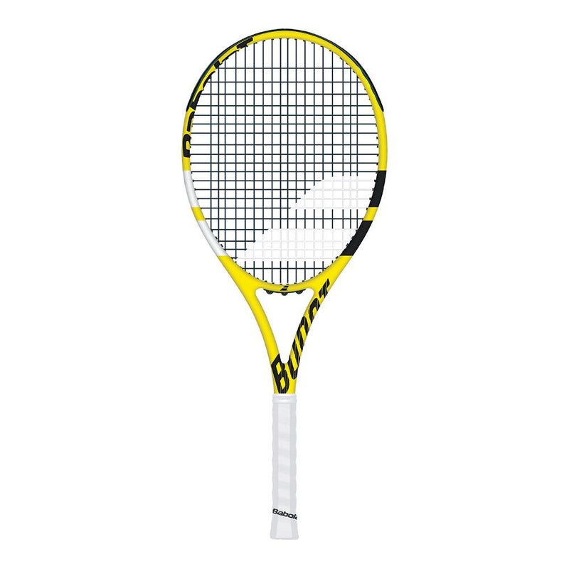 Babolat Boost Aero - Yellow/Black Edition (260g) Pre-Strung