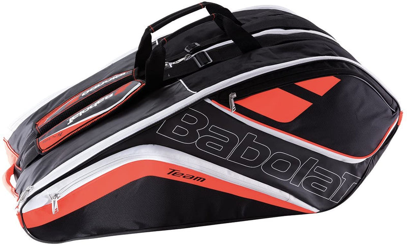 Babolat RH x 12 Team Fluo Red Racket Bag
