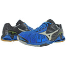 Mizuno [Tornado X Blue/Black] Court Shoes
