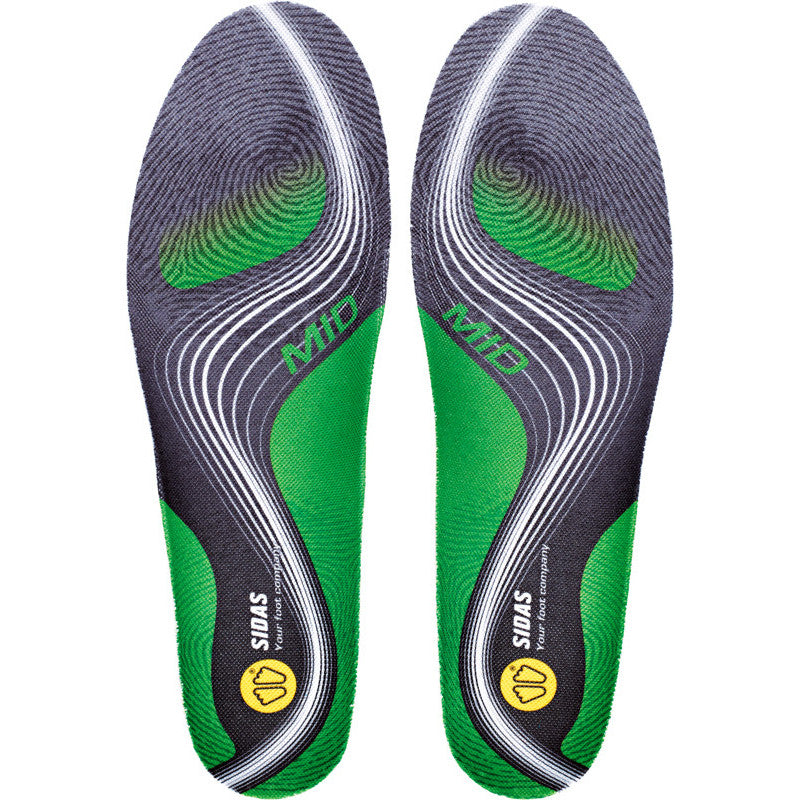 SIDAS 3Feet Activ Mid Performance Insole