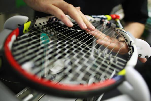 Add On: Racket Stringing - [Power Cord 17] - Control & Durability (+$25)