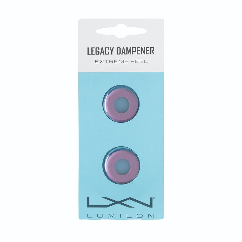 Luxilon Legacy Dampener - Purple - Extreme Feel (Pack of 2)
