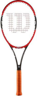 Wilson Pro Staff RF 97 Autograph (340g) - Red/Black Edition