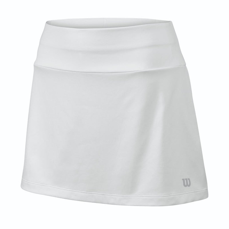 Wilson Ladies Core White Skorts