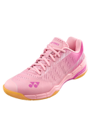 YONEX Power Cushion [AERUS X Pastel Pink] Court Shoes