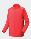 [Yonex 31011EX Long Sleeve Red Pullover]