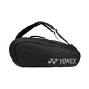 Yonex BA92026 Pro Racket Bag 6pcs (Black)