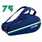 Yonex 75th Anniversary Racket Bag 6pcs (Midnight Navy) - (PRE-ORDER)