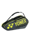 Yonex BA42126 Team Racket Bag 6pcs (Black/Yellow)