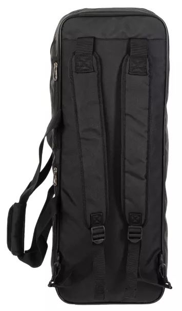 Yonex BA82031B Active Two-Way Tournament Bag (Black)
