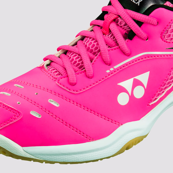 YONEX Power Cushion [SHB-65R2 Pink] Court Shoes