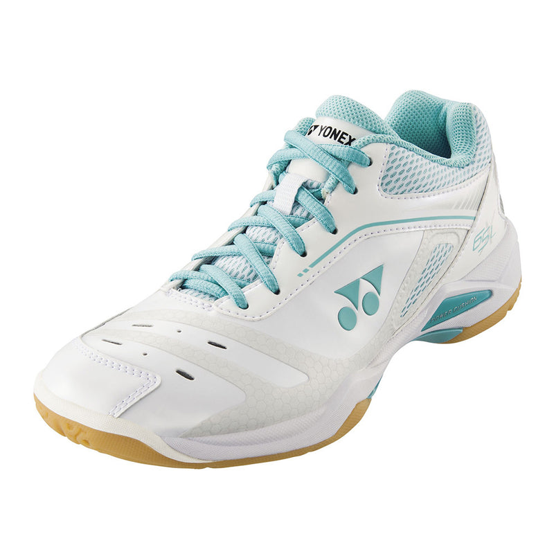 YONEX Power Cushion [SHB 65X White/Mint] Court Shoes