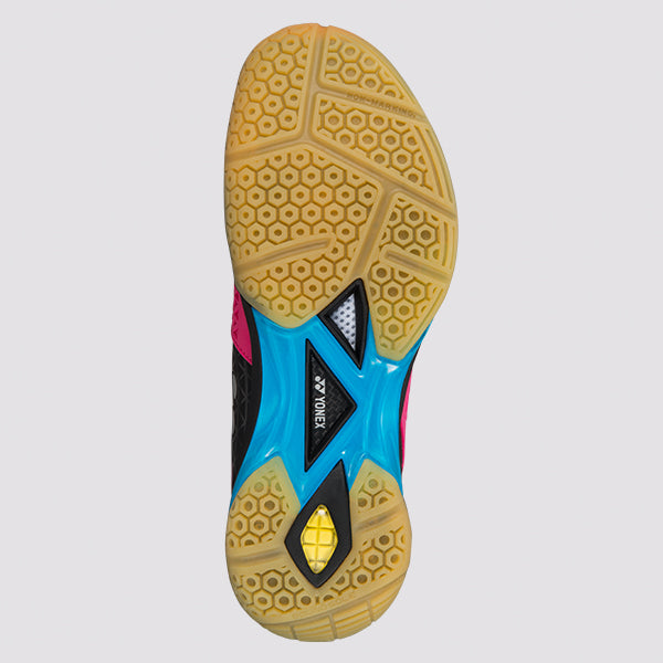 YONEX Power Cushion [ECLIPSION Z Pink/Blue] Court Shoes