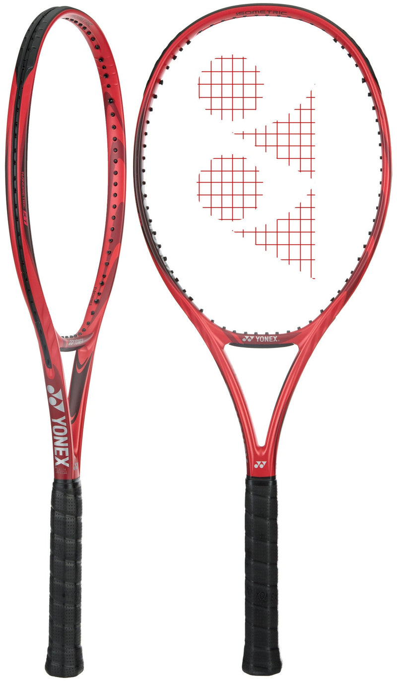 Yonex VCore 98 LG (285g) Flame Red Tennis Racket