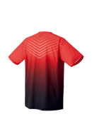 Yonex YM0025 Ruby Red Team Shirt