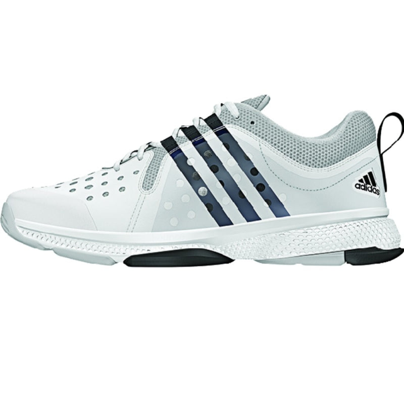 Adidas Barricade Classic Bounce (White/Grey)