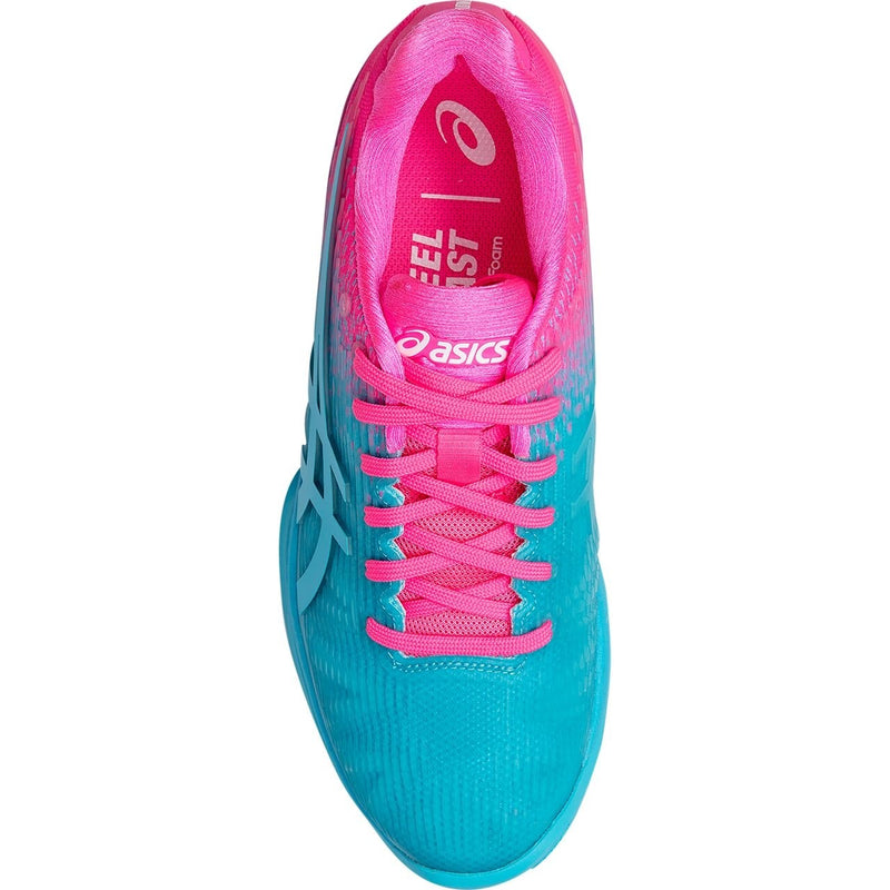 Asics Solution Speed FF Limited Edition [Aqua/Pink]