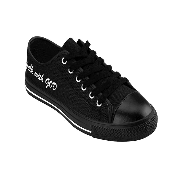 Walk with GOD Women's Sneakers