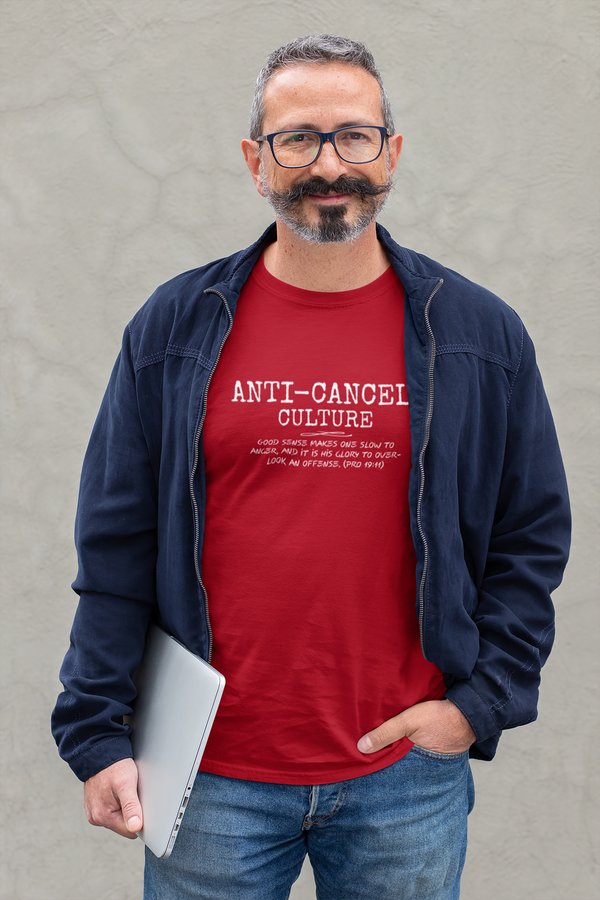 Anti-Cancel Culture Unisex T-Shirt