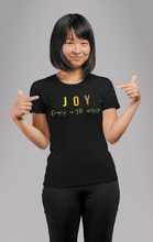Load image into Gallery viewer, Joy in the Morning Unisex Short Sleeve Tee