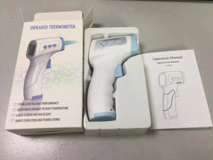 Infrared Digital Thermometer Gun for Forehead or Body