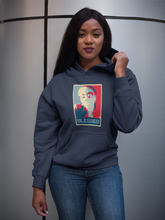 "Load image into Gallery viewer, ""Blessed"" Custom Designed Unisex Hoodie (with your image)."