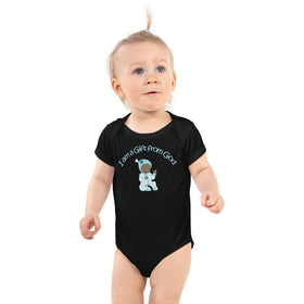 I am a Gift from God Infant Bodysuit for Boy