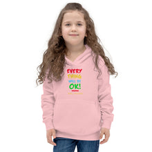 Load image into Gallery viewer, Everything Will Be OK Kids Hoodie