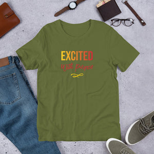 Excited with Purpose Short-Sleeve Unisex T-Shirt